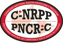 Canadian National Radon Proficiency Program logo