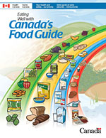 Canada's Food Guide Cover Page