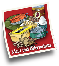 Meat and Alternatives