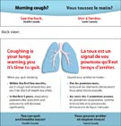 Morning cough? See the back. Health Canada