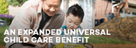 An Expanded Universal Child Care Benefit (external link)