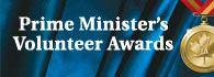 Prime Minister�s Volunteer Awards (external link)