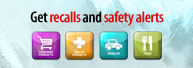 Healthy Canadians - Recalls & Safety Alerts